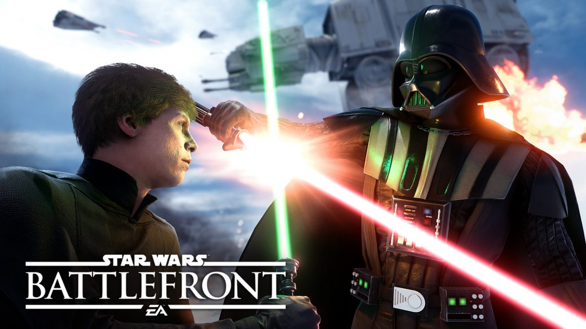 Surviving in Star Wars: Battlefront