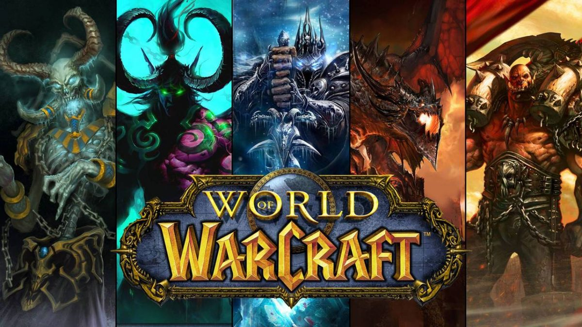 The downward spiral of World of Warcraft