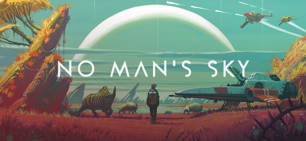 Mixed Reviews for No Mans Sky