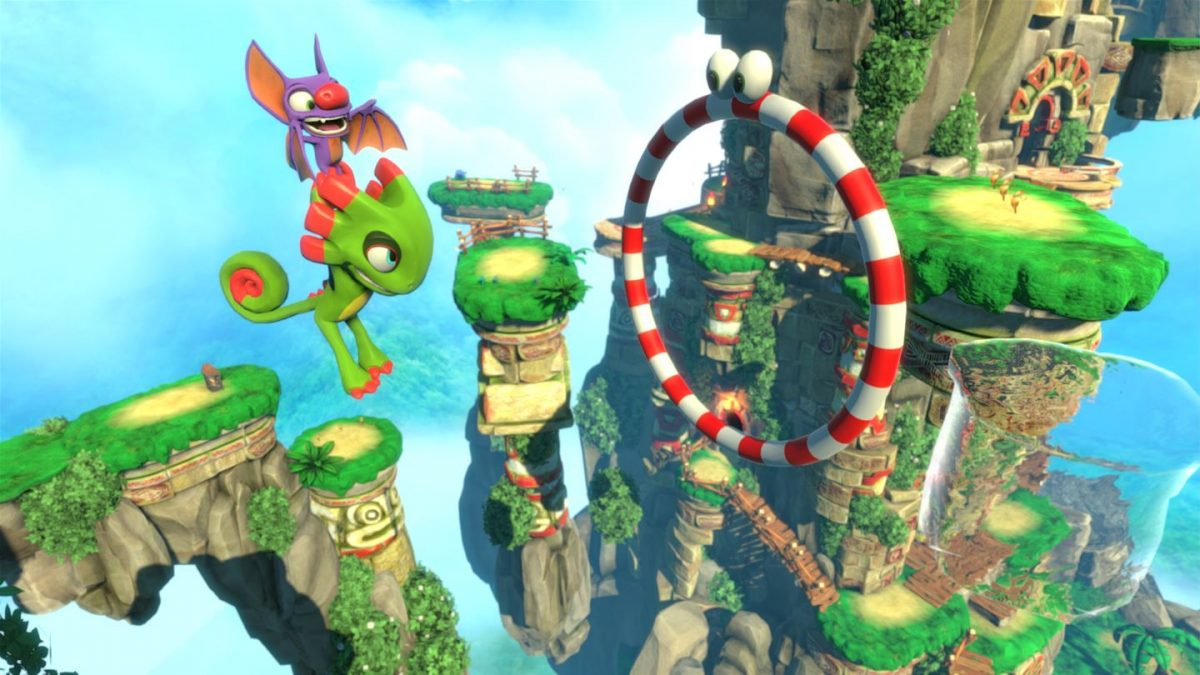 Yooka-Laylee: Rebirth of the 3D Platformer