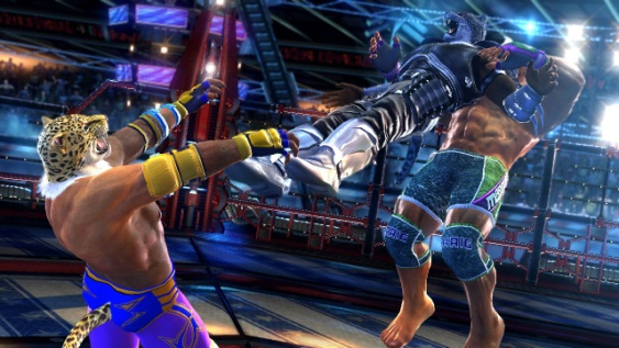Tekken Tag Tournament 2 – Alberto Statti