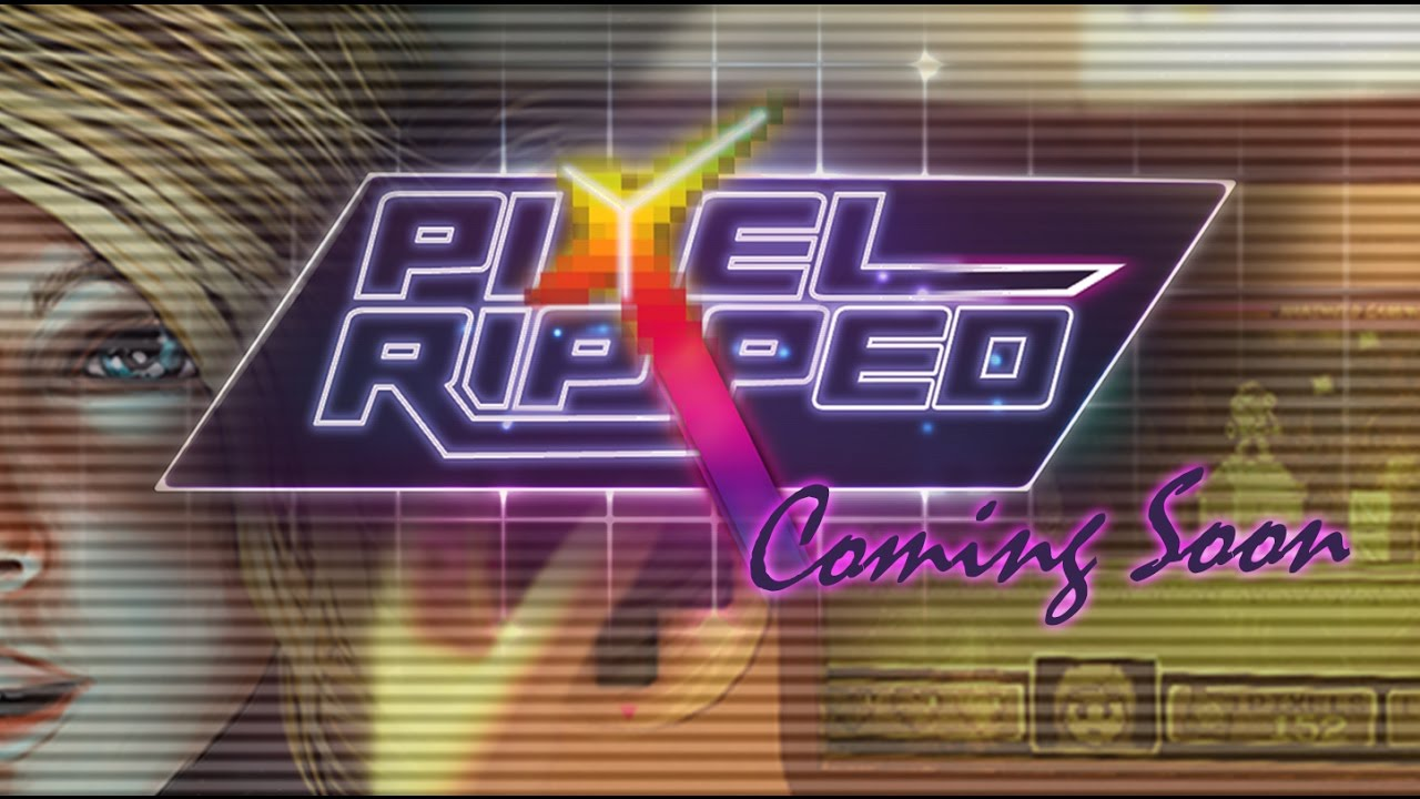 Image result for Pixel Ripped 1989 (Oculus, Steam)
