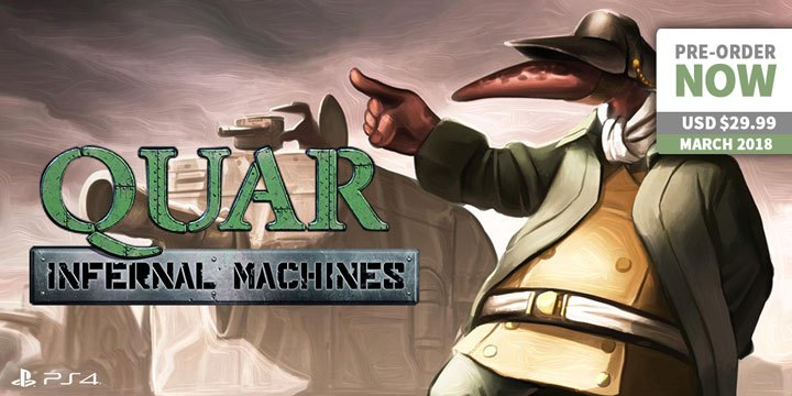 Image result for Quar Infernal Machines (Playstation)
